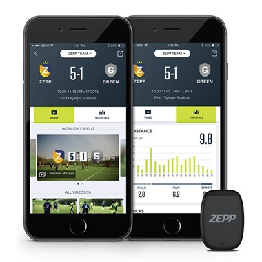 Zepp - Smart Football Boot Tracker