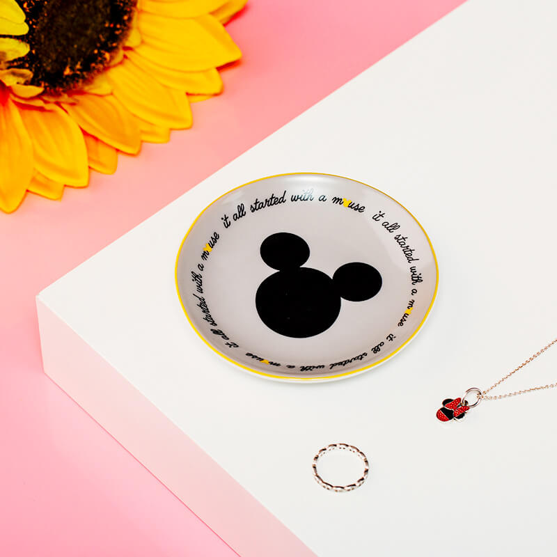 Mickey Mouse Jewellery Dish