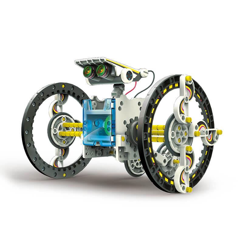 Image of 14 In 1 Solar Robot Kit