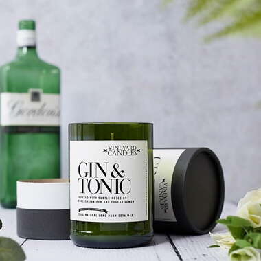Vineyard Candles - Gin And Tonic