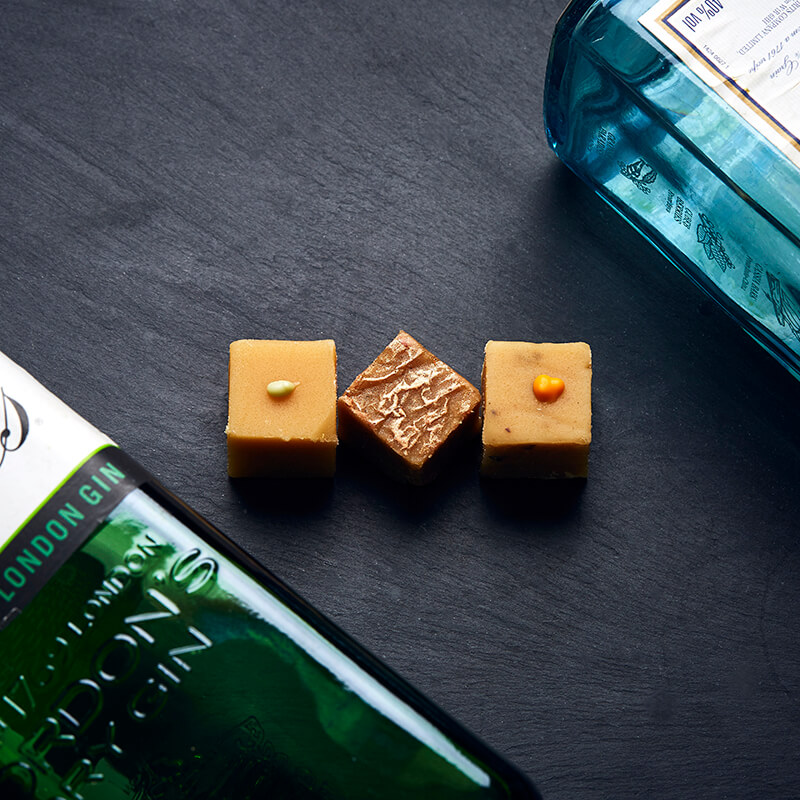 Gin Fudge Selection