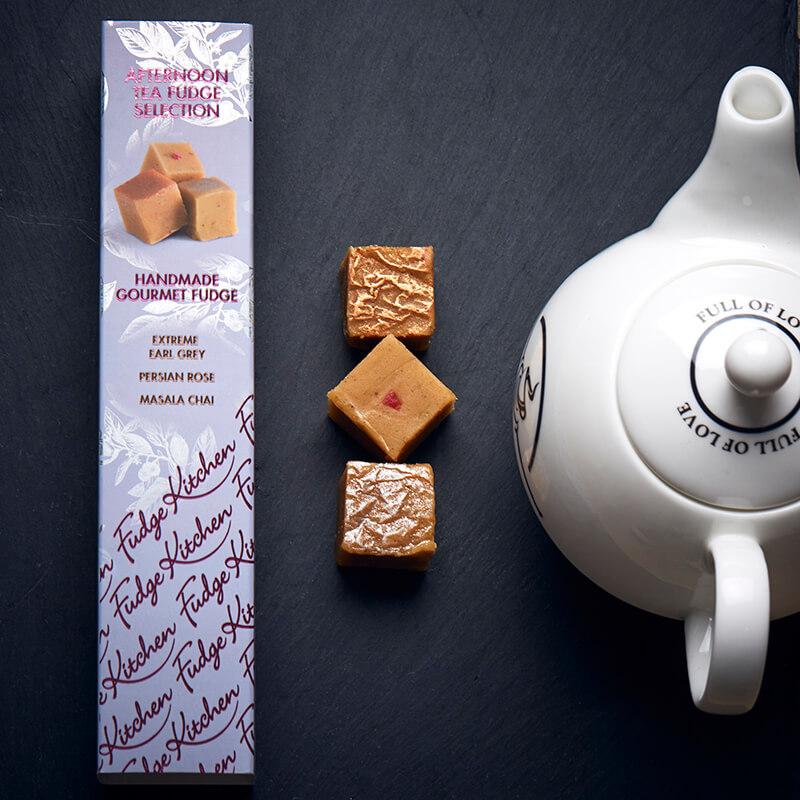 Afternoon Tea Fudge Selection