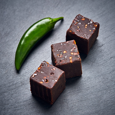 Chilli Chocolate Fudge