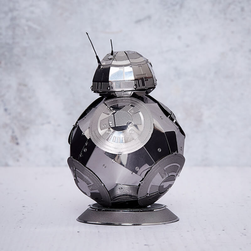 Metal Earth Star Wars BB-8 3D Model Kit