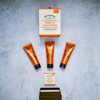 Men's Luxurious Grooming Gift Set