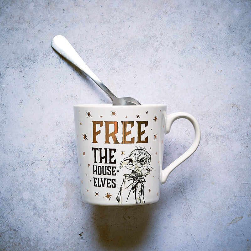 Free The House Elves Mug