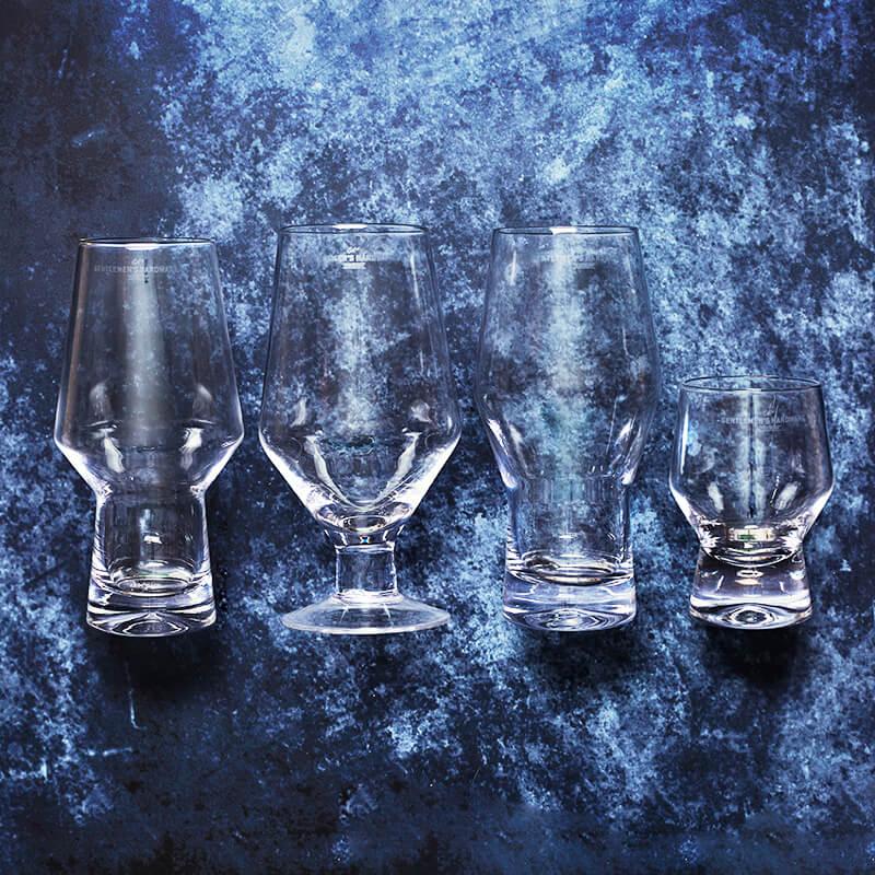GH Craft Beer Glasses - Set Of 4