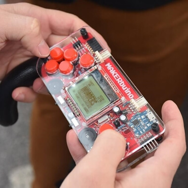 MAKERbuino DIY Game Console Kit