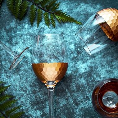 Astrid Large Wine Glasses - Set Of 4