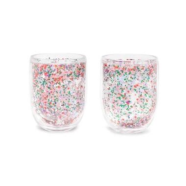 Glitter Bomb Tumbler Set - Confetti