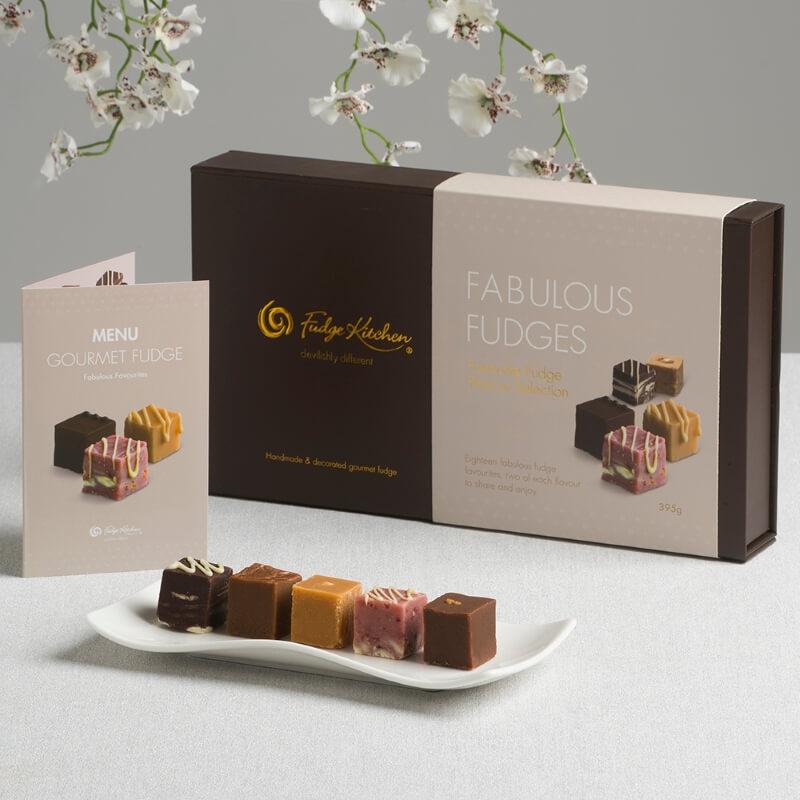 Fabulous Favourites Fudge Collection
