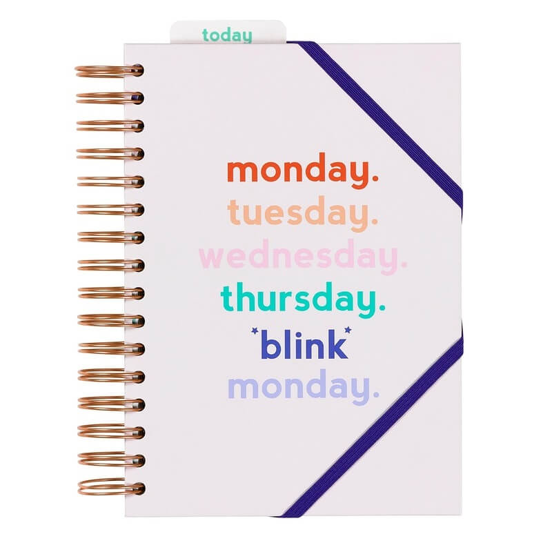 Yes Studio Monday Blink Planner