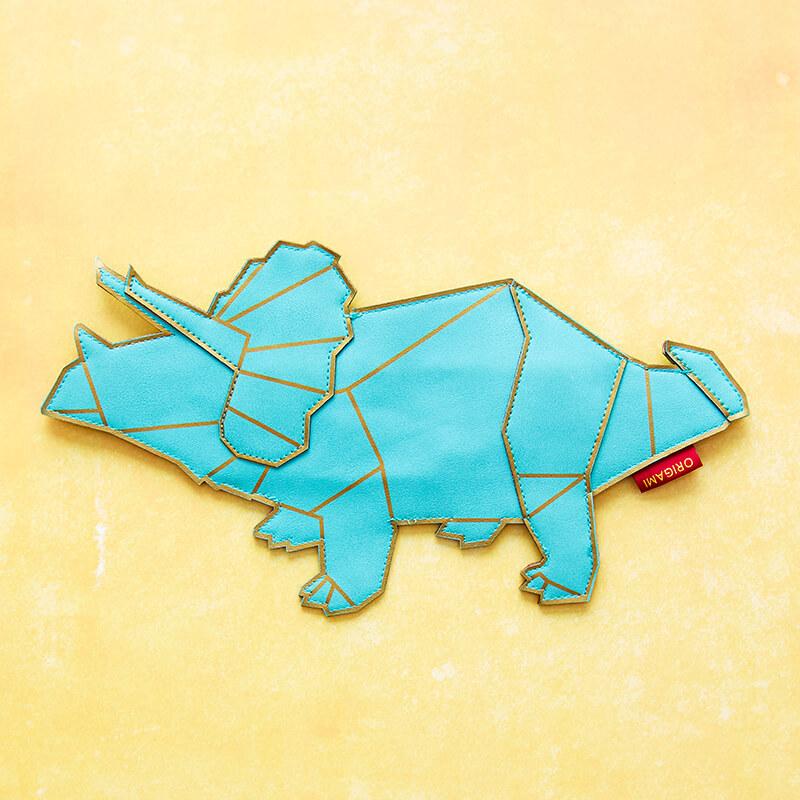 Dinosaur Clutch Bag