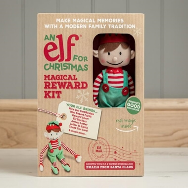 Elf for Christmas Magical Reward Kit - Boy