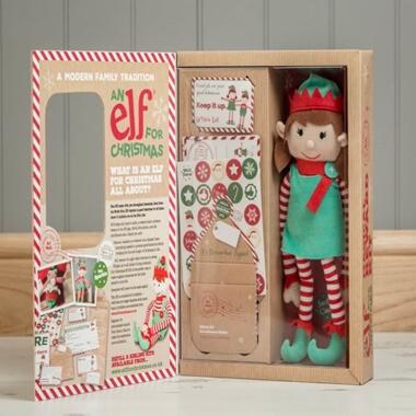 Elf for Christmas Magical Reward Kit - Girl