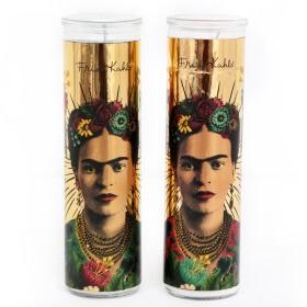 Frida Kahlo Tall Candlepot