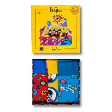 Happy Socks - The Beatles Box Of 3