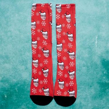 Personalised Santa Me Socks