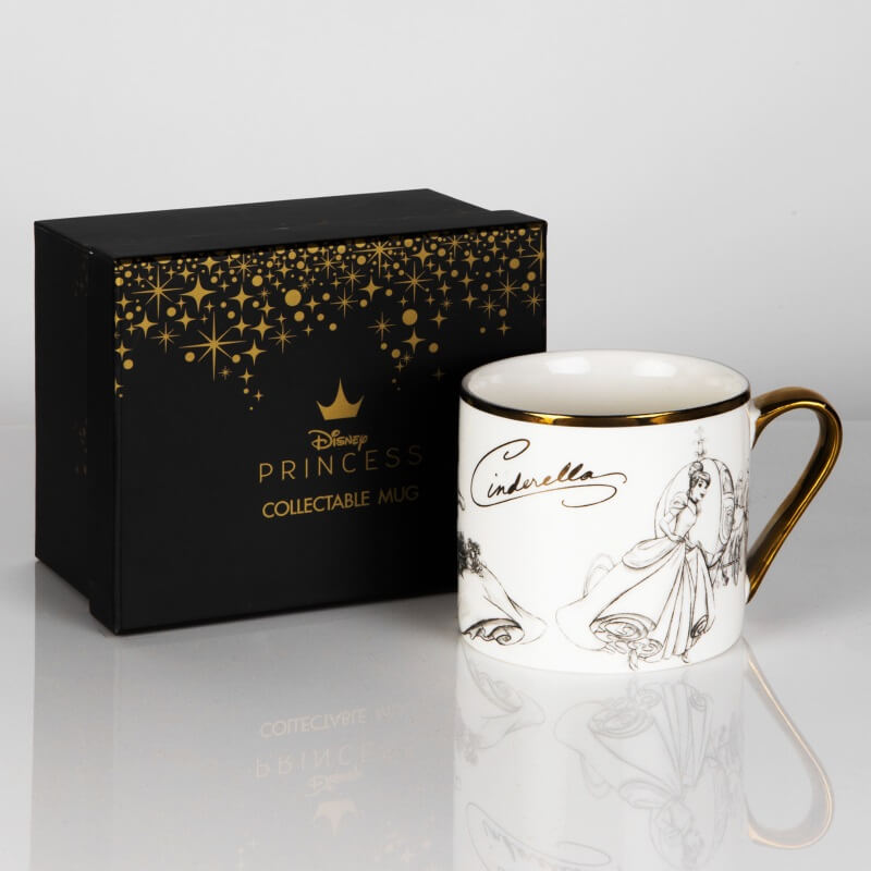 Disney Classic Collectable Mug - Cinderella