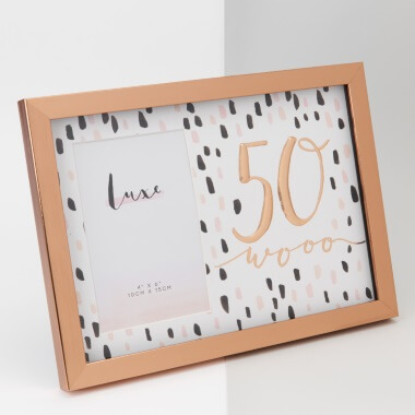 50th Birthday Gifts 50th Birthday Present Ideas Prezzybox