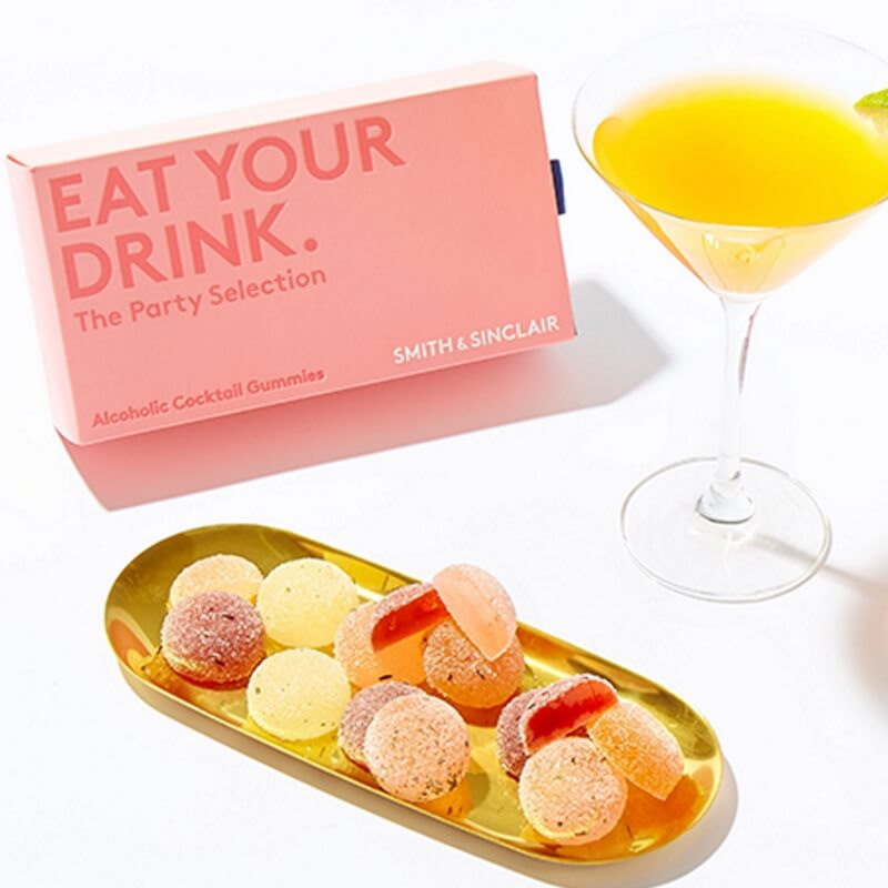 Eat Your Drink - The Party Alcoholic Gummies