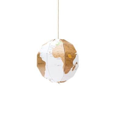 Scratch Globe