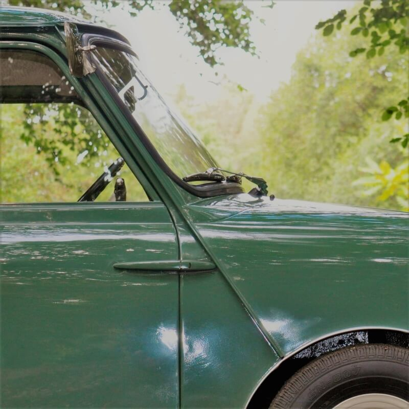 Classic Mini Adventure Driving Experience