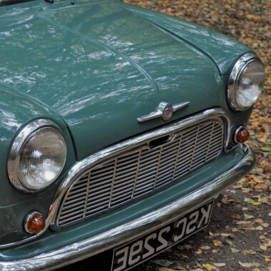 Classic Mini Driving Experience Weekend Adventure