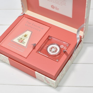 Limited Edition The Tailor of Gloucester Royal Mint Gift Box