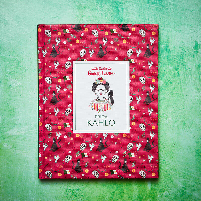 Little Guide to Great Lives - Frida Kahlo