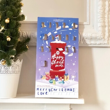 Personalised Secret Message Advent Calendar