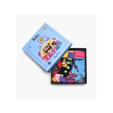 Happy Socks - Kids Beatles Box Of 4