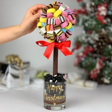 Personalised Allsorts Sweet Tree