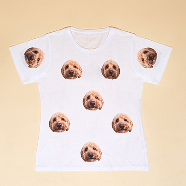 Personalised Dog Face Pyjamas