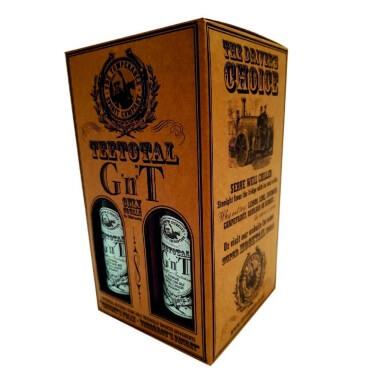Teetotal G'n'T - 4 Bottle Gift Pack