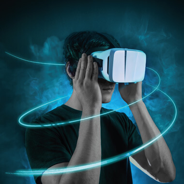 Immerse Plus - Virtual Reality Headset