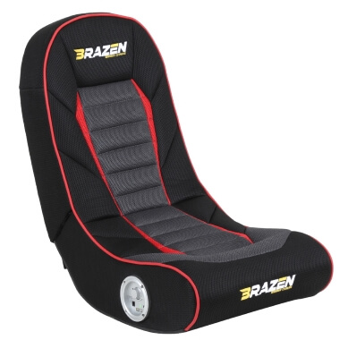 BraZen Sabre 2.0 Bluetooth Surround Sound Gaming Chair