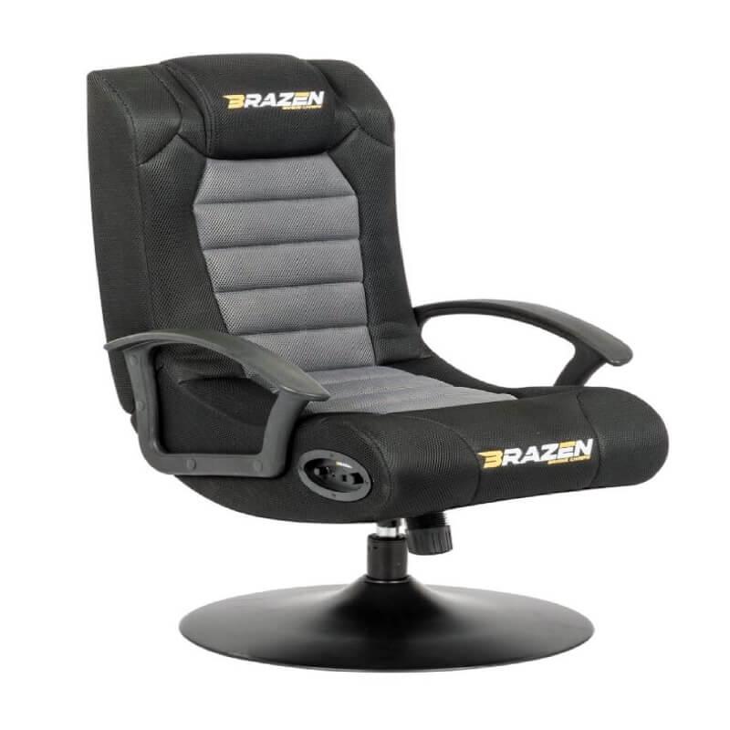 BraZen Stag 2.1 Bluetooth Surround Sound Gaming Chair