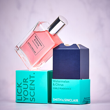 Lick Your Scent - Edible Cocktail Fragrance
