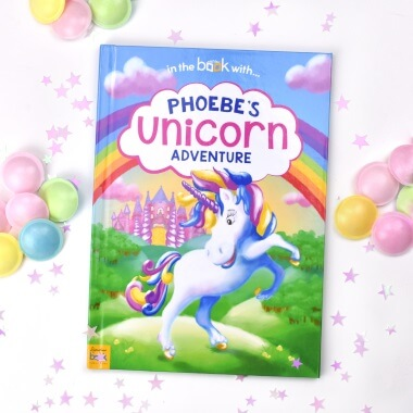 Personalised Unicorn Adventure Storybook