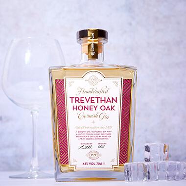 Trevethan Honey Oak Gin