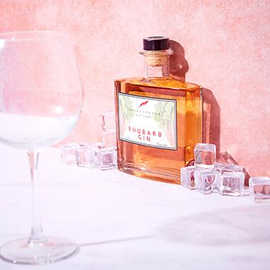 Shakespeare Distillery - Rhubarb Gin