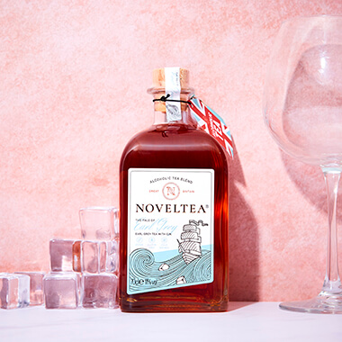 Noveltea - The Tale Of Earl Grey Tea With Gin