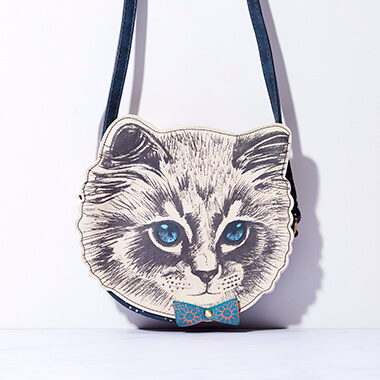 Meow Cat Mini Bag
