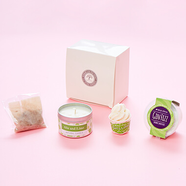 Gin & Lime Pamper Pack