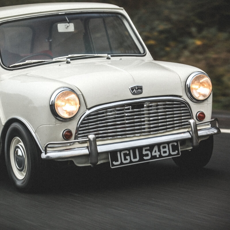 Classic Mini Adventure Driving Experience