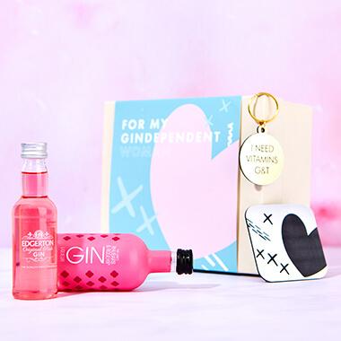 Gin-Dependent Woman Gin Gift Set