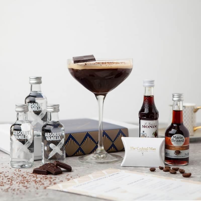 Chocolate Espresso Martini Cocktail Kit