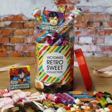 Personalised Sweetie Jar
