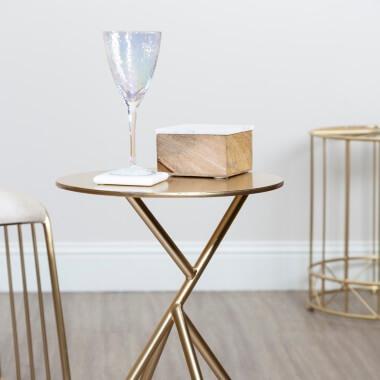 Iridescent Wine Glasses - Set Of 4